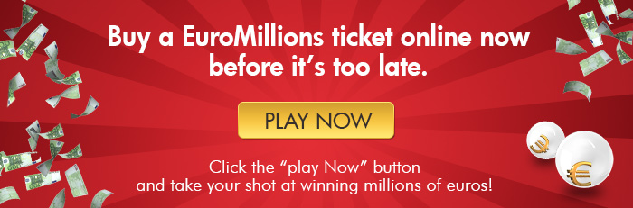 Play EuroMillions to win Europe's premier lottery
