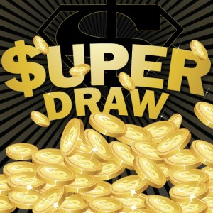The next EuroMillions Superdraw is coming soon!