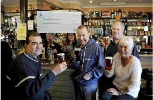UK pub syndicate hits it big in EuroMillions draw