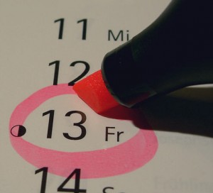 Friday the 13th EuroMillions lottery draw