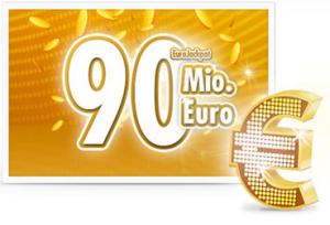 90 eurojackpot