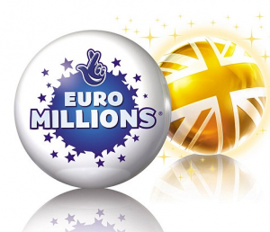 The EuroMillions lottery has a British variant: EuroMillions UK