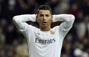 Cristiano Ronaldo lives next door to a double lottery winner