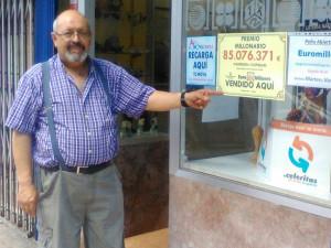 Spanish EuroMillions Winner Bought Ticket in Coslada