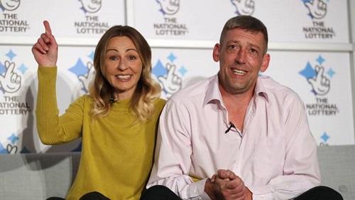EuroMillions winners Thomsons