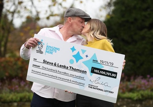Thomsons EuroMillions winners